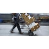 empresa que faz entrega de pequenas cargas para empresas Higienópolis