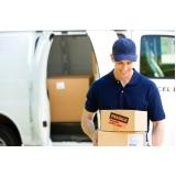 empresa que faz transporte para pequenas cargas Sé