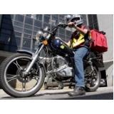 entrega de encomendas de motoboy