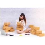 preço de entrega de encomendas ao domicílio Bom Retiro