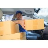 preço de entrega de encomendas expressas Vila Buarque